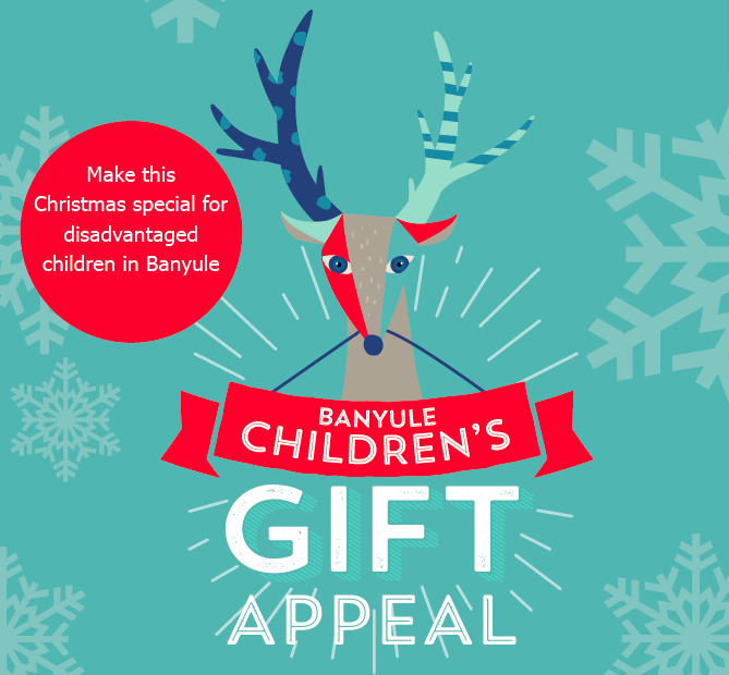 Banyule Children's Gift Appeal